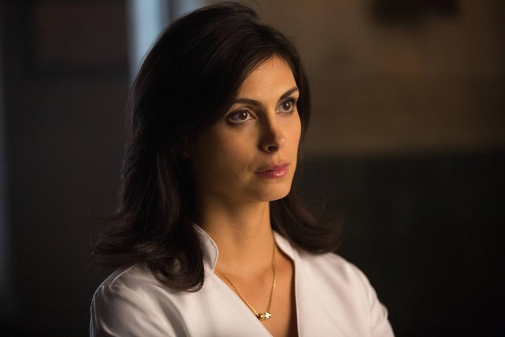 GOTHAM: L-R: Morena Baccarin in the ÒRise of the Villains: TonightÕs the NightÓ episode of GOTHAM airing Monday, Nov. 9 (8:00-9:00 PM ET/PT) on FOX. ©2015 Fox Broadcasting Co. Cr: Nicole Rivelli/FOX.