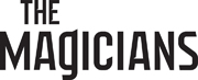 """THE MAGICIANS -- Pictured: """"The Magicians"""" logo -- (Photo by: NBCUniversal)"""