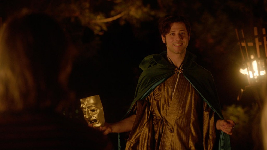 """THE MAGICIANS - """"Impractical Applications"""" Episode 106 - Pictured: Hale Appleman as Eliot Waugh - (Photo by Syfy)"""
