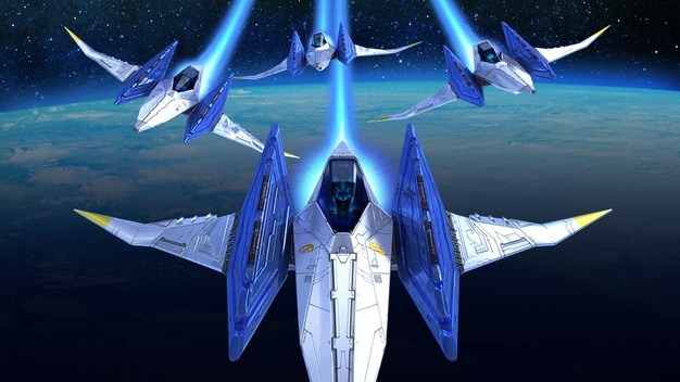 This. This is what I wanted from Star Fox Zero.