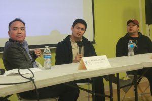FilAm Creative TV Writers Panel